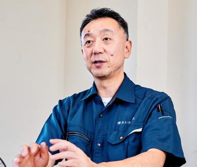 代表取締役 加藤 勝巳